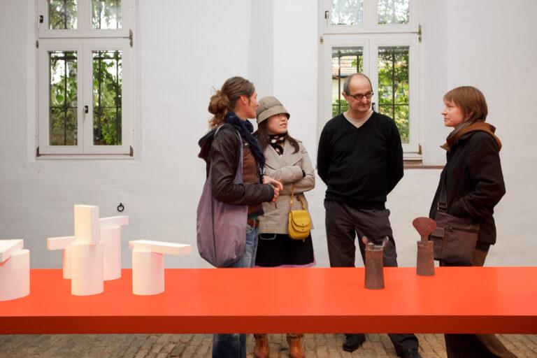 Galerie Rosemarie Jäger, Hochheim. Giampaolo Babetto   Rudolf Bott - Incontro - 14.10. – 04.11.2012