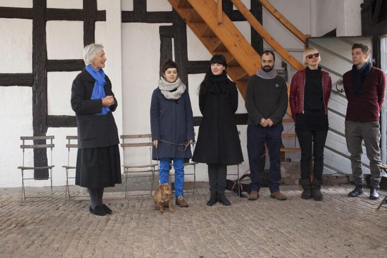 Galerie Rosemarie Jäger, Hochheim,07.04. – 28.04.2013Helter Skelter - ALEXANDER BLANK | ATTAI CHEN | CARINA CHITSAZ-SHOSTARY | MELANIE ISVERDING | MIA MALJOJOKI - Schmuck