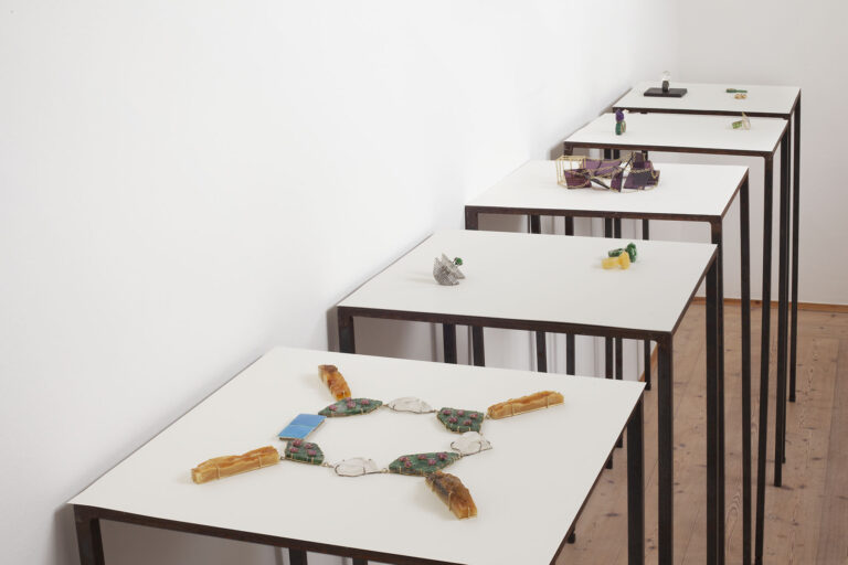 Galerie Rosemarie Jäger, Hochheim, Paare im Schmuck - Frühling - BEATE KLOCKMANN · PHILIP SAJET, 23. 03. – 13. 04. 2014