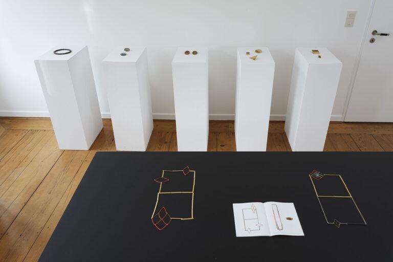 Galerie Rosemarie Jaeger 05. 11. – 19. 11. 2017 FRANCESCO PAVAN · ANNELIES PLANTEIJDT GRAZIANO VISINTIN · STEFANO MARCHETTI tre orafi e een goudsmid Schmuck